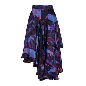 Water Wrap Skirt