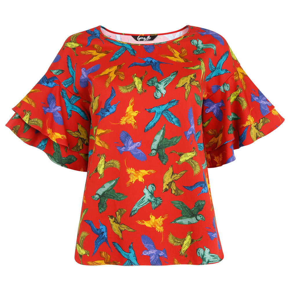 Sea Bird Statement Top