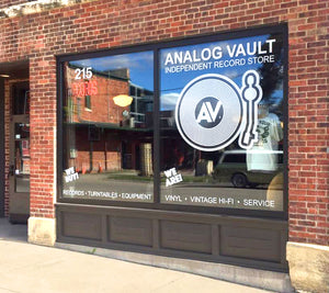 Stockist Spotlight: Analog Vault