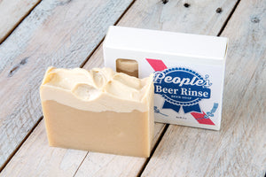 Happy National Beer Lover's Day! Why Beer Makes a Great Soap