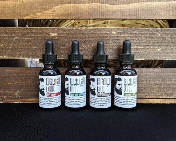 Beard Oil Collection