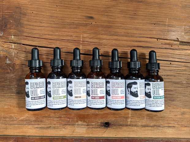 Beard Oils | 1 oz 1