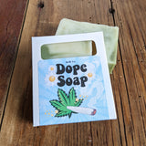 Dope Soap Novelty Bar | Contains No Active Chemicals