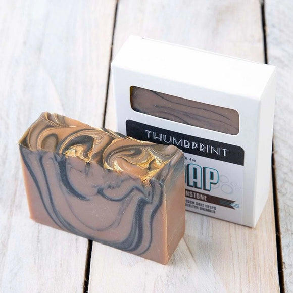 Dragonstone Soap - Thumbprint Soap