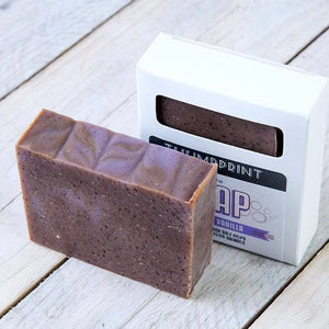 Lavender Vanilla Soap - Thumbprint Soap