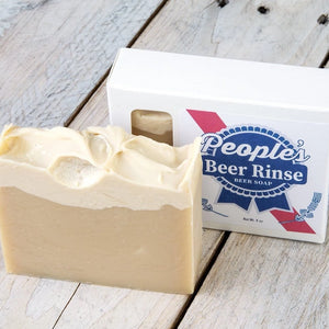 PBR Soap Novelty Bar