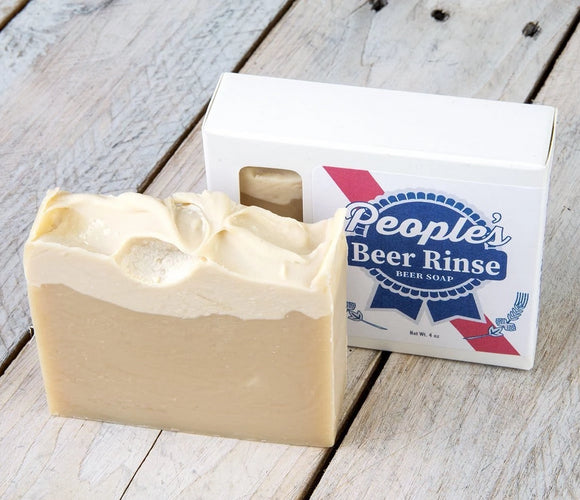 PBR Soap Novelty Bar - Thumbprint Soap