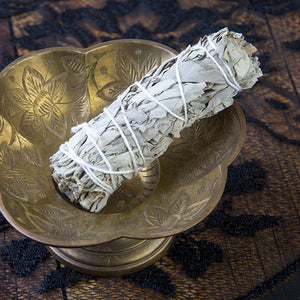 California White Sage Bundle - Smudge Stick