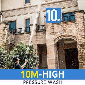 FoamKing™ 2-in-1 Pressure Washer