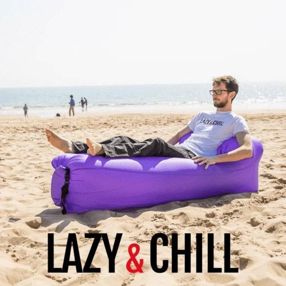 【LAST DAY PROMOTION】- Ultralight Inflatable Lounger