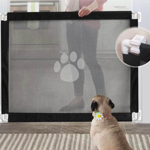 【LAST DAY PROMOTION】Portable Pet & Child Safety Gate