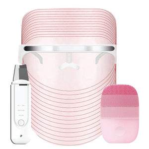 Meilen LED Light Therapy Shield - Essential Bundle