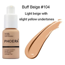 Load image into Gallery viewer, 3x Phoera™ Soft Matte Liquid Foundation (55% OFF)