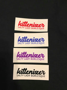 Salty Lady Kittenizer Sticker