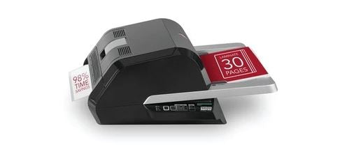 Change the Way You Laminate with the World's First Fully Automated Desktop Laminator: GBC Foton 30