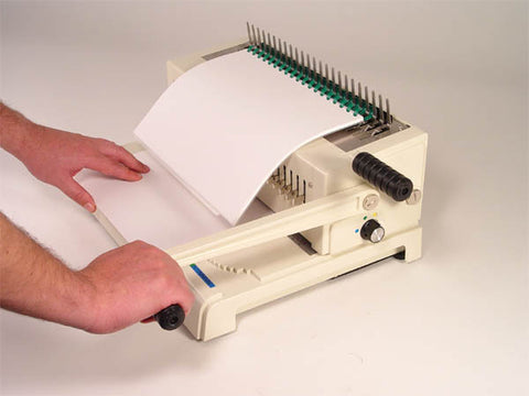 022#Economy Comb Binding Machines