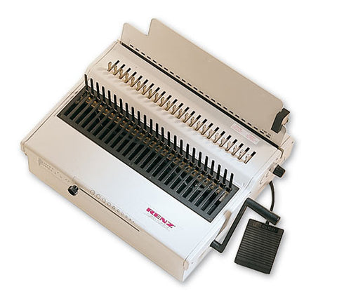 003#Comb Binding Machines