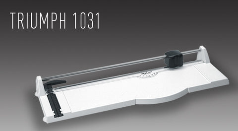 "MBM Triumph Rotary Trimmer 17"" 1031 - Justbinding.com"