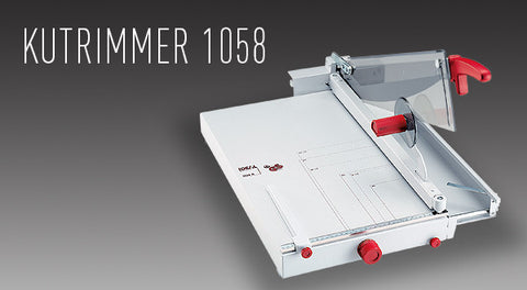 "MBM Triumph  TRIMMER 1058 22 1/2"" tabletop - Justbinding.com"