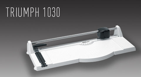 "MBM Triumph  Rotary Trimmer 13"" 1030 - Justbinding.com"