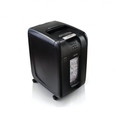 Swingline Stack-and-Shred 300M Auto Feed Shredder - Justbinding.com