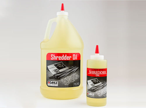 Dahle Shredder Oil - Justbinding.com