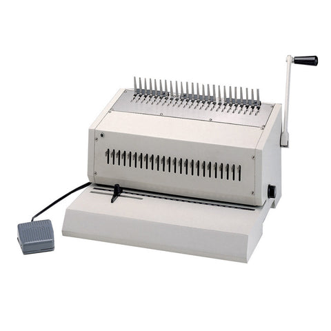 240 EPB All Electric Comb Punch & Bind - Justbinding.com