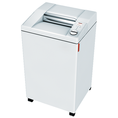 3104 centralized office shredder cross-cut P4 - Justbinding.com
