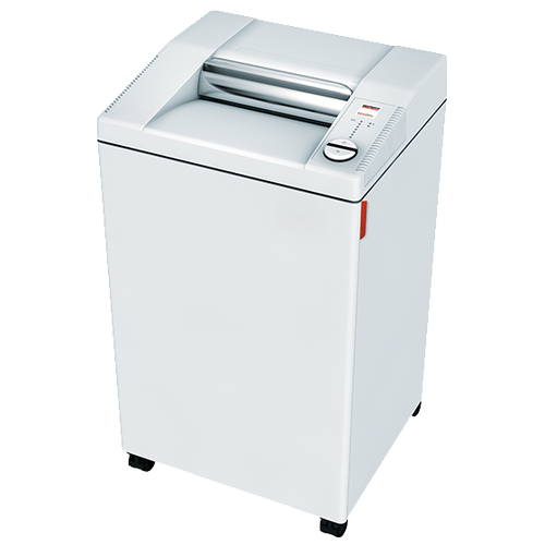 3104 centralized office shredder cross-cut P5 - Justbinding.com