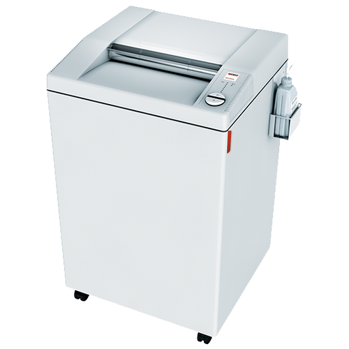 4005 centralized office shredder cross-cut P-4 - Justbinding.com
