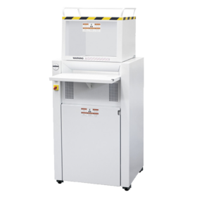 4606 high capacity cross-cut shredder - Justbinding.com