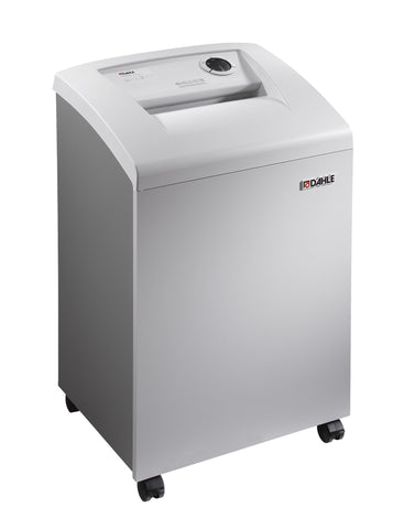 Dahle 40334 High Security Shredder - Justbinding.com