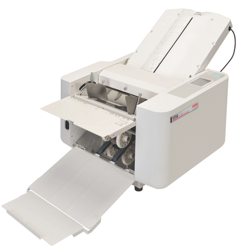 MBM 508A Automatic Tabletop Paper Folder - Justbinding.com