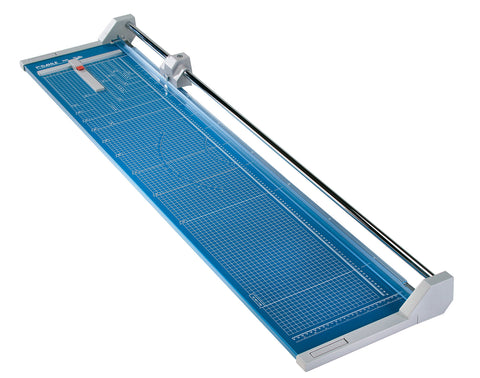 Dahle Professional Rolling Trimmer 51 inch- 558 - Justbinding.com