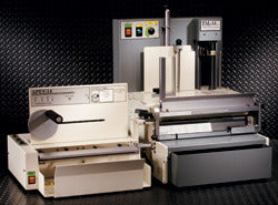Rhino 7000 Comb Punch & PAL-14 paper lifter & APES-14 auto paper - Justbinding.com