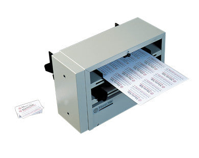 Desktop 10up Business Card Slitter BCS210