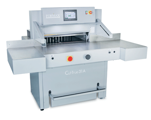 Cut-True 31A Electric Guillotine Cutter - Justbinding.com