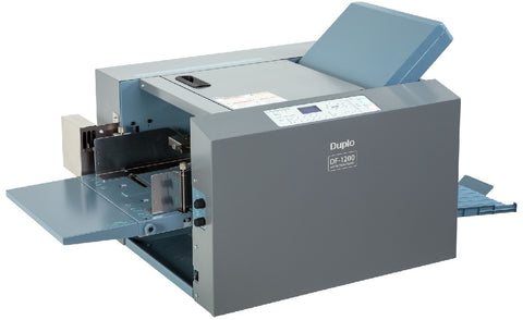 Duplo DF-1200 Air Suction Folder - Justbinding.com