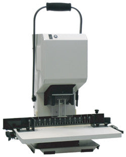 Spinnit EBM-2.1  Paper Drill E-Z with Glide Table - Justbinding.com
