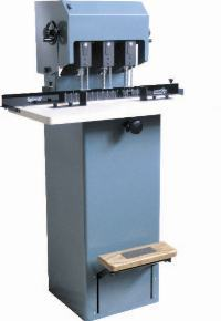Spinnit FMMH-3.1 three spindle drill- moveable head - Justbinding.com
