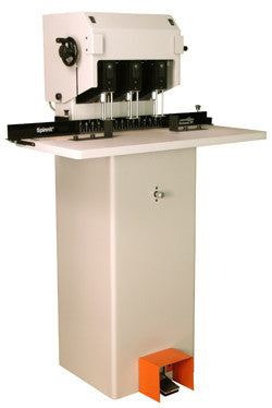 Spinnit FMM-3  3-Spindle, Moveable Heads - Justbinding.com