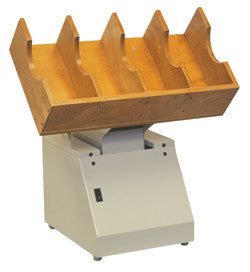 LJ-6 Multi-Bin Table Top Jogger - Justbinding.com