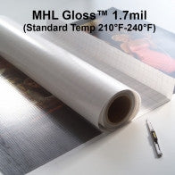 Drytac MHL Gloss Standard 1.7 mil, 2 sizes
