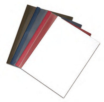 Pro-Bind White Satin Premium Utility Thermal Covers - Justbinding.com