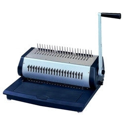 Tamerica TCC-2100E Electric Punch and Manual Comb Binding Finisher - Justbinding.com