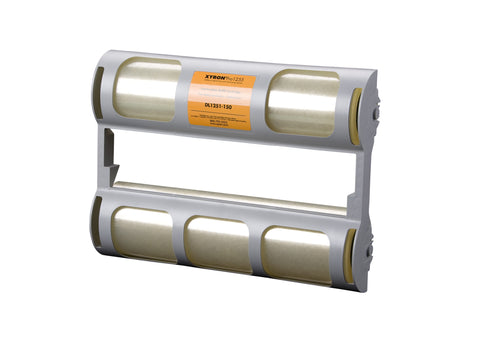 "DL1251-150 12"" Gloss 2 Sided Film Film - Justbinding.com"