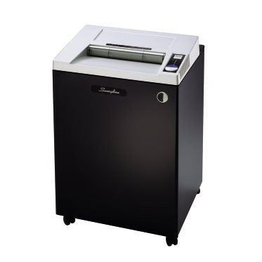 Swingline TAA Compliant CM11-44 Micro-Cut Commercial Shredder - Justbinding.com