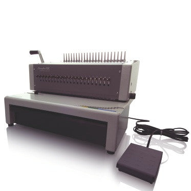 "GBC C800pro 12"" Electric Comb Punch/Bind - Justbinding.com"