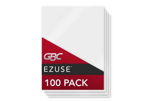 GBC EZUse Pouches Thermal Laminating Sheets Letter Size - Justbinding.com