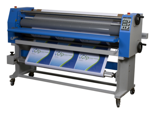 "865DH 65"" Dual Heat Wide Format Laminator - Justbinding.com"